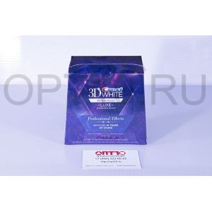 Crest Whitestrips 3D Professional Effects