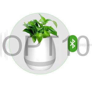 Flower Plant Box Smart Music Pot