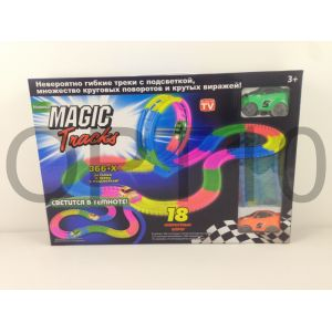 Magic tracks 366 деталей