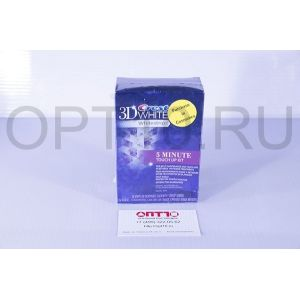 Crest Whitestrips 3D 5 Minut Touch Up Kit